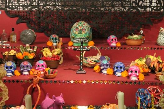 Altar De Muertos Museo Diego Rivera Anahuacalli
