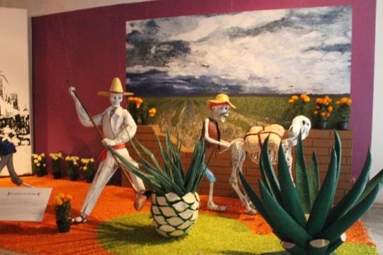 Ofrenda museo Diego Rivera Anahuacalli 2013