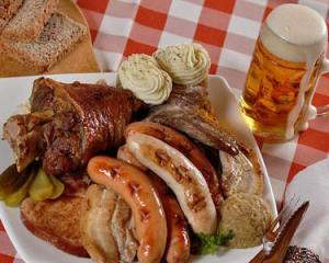 comida alemania