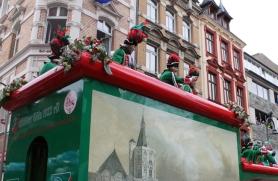 Desfile de Rosen Montag en Severinstür