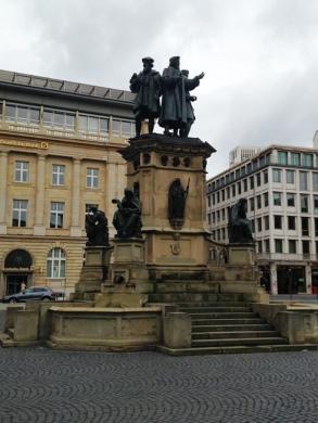 Fuente Goethe